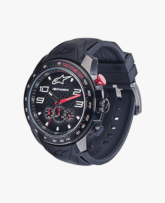 Alpinestars Tech Watch Chrono black/black/часы