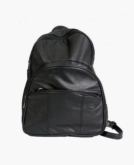 Hot Leathers Backpack Mini Genuine Leather 9x12x4/рюкзак