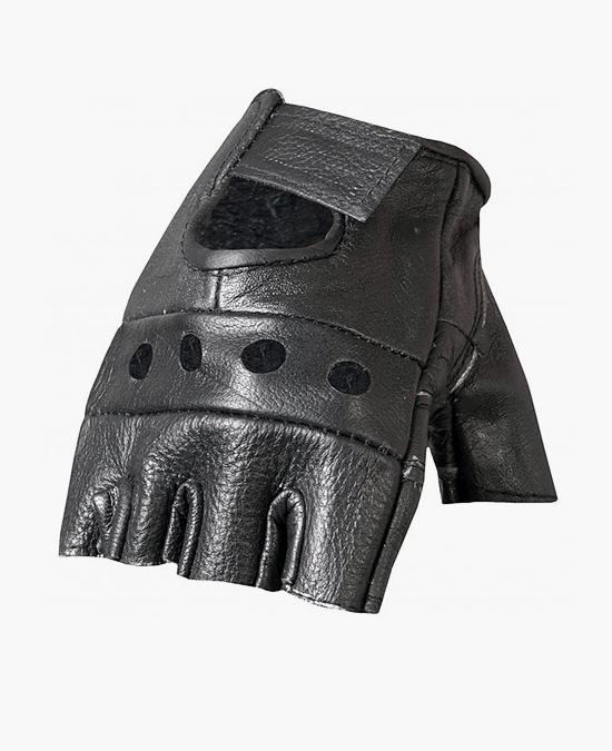 Hot Leathers Gloves Fingerless/перчатки