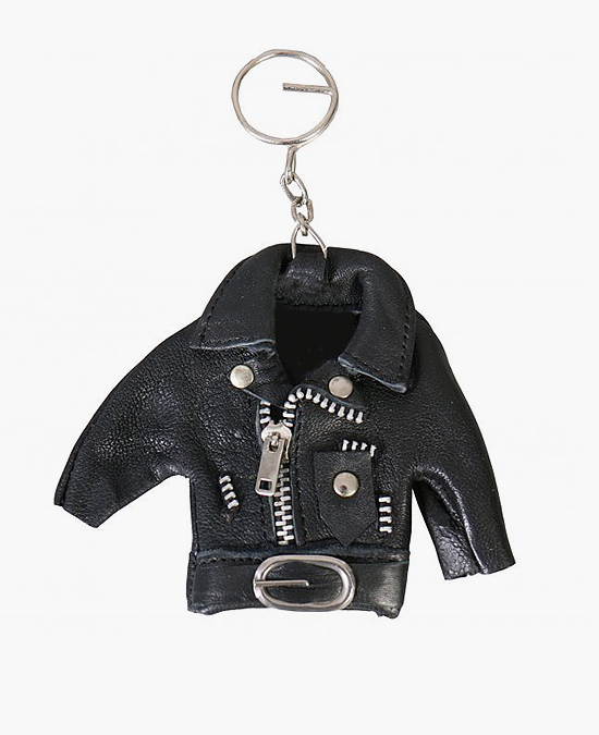 Hot Leathers Key Chain Biker Jacket/брелок