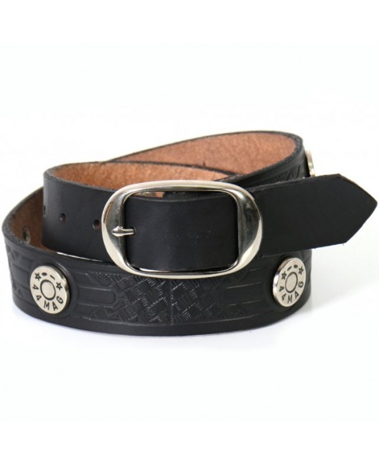 Hot Leathers Belt LTHR EMB 44 MAG Stud/ремень