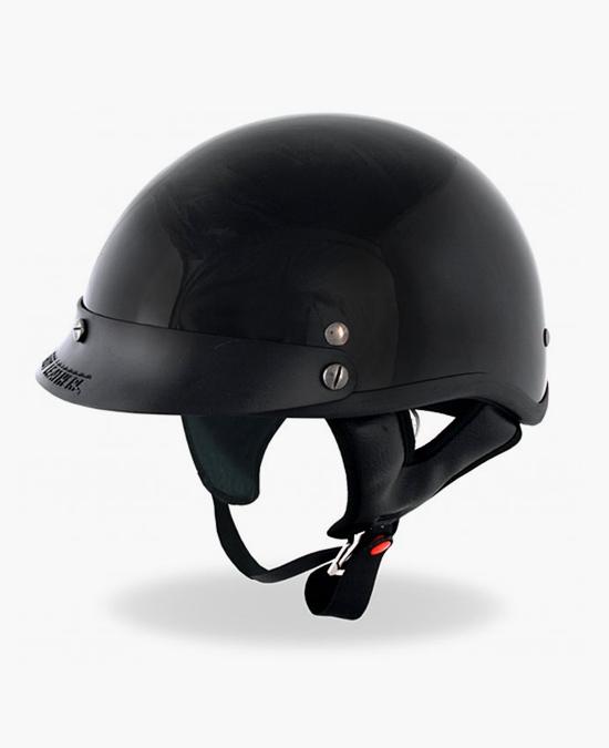 Hot Leathers Helmet Dot Classic/шлем