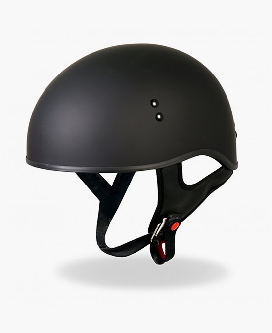 Hot Leathers Helmet Dot with Drop Down Visor/шлем