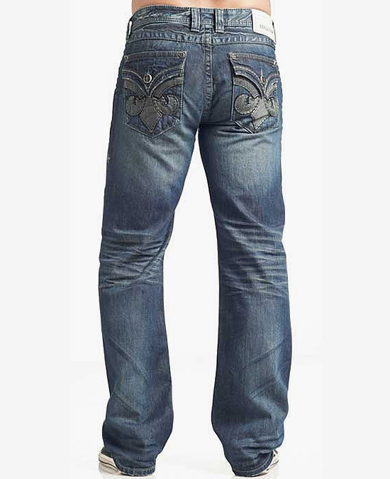 Affliction Bake Cathedral Freedom Jeans/джинсы мужские