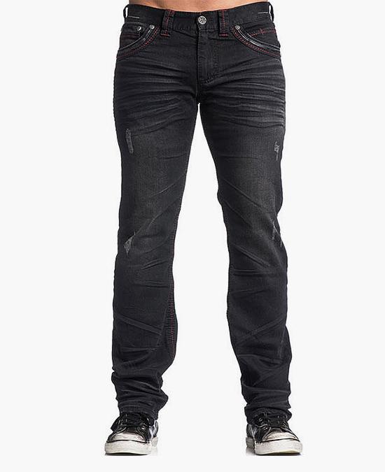 Affliction Blake Fleur Springfield Jeans/джинсы мужские