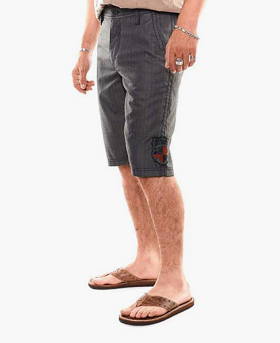 Affliction Double Exposure Walkshorts/шорты мужские