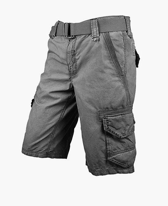 Affliction Wild Law Cargo Shorts/шорты мужские