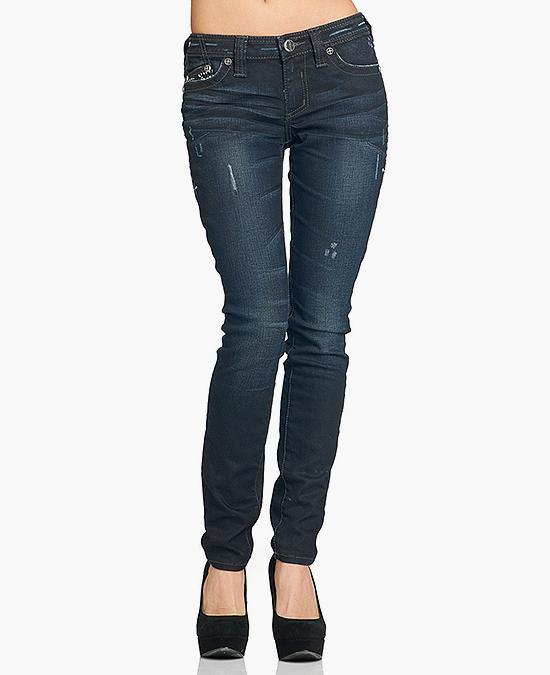 Affliction Women Raquel Trekker Jeans/джинсы женские