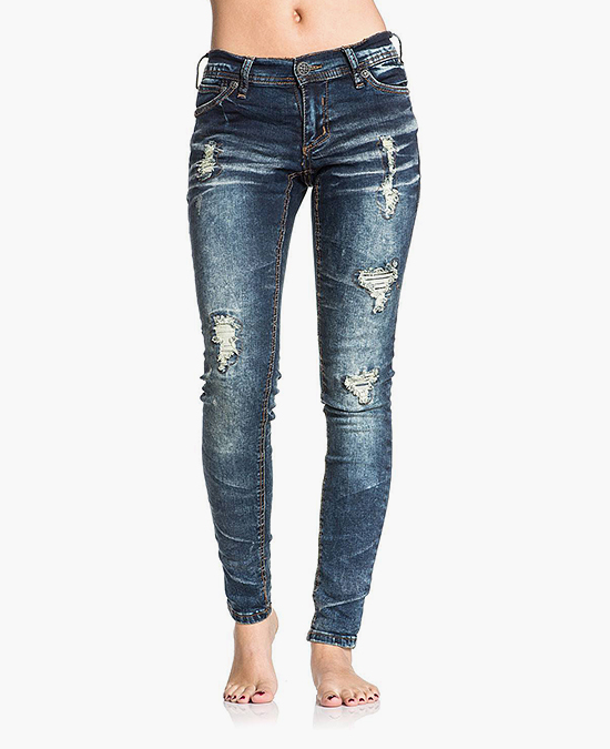Affliction Women Raquel Rising Roma Jeans/джинсы женские
