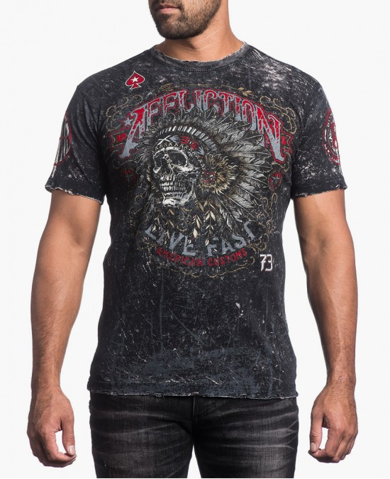 Affliction AC Iroquois Reversible