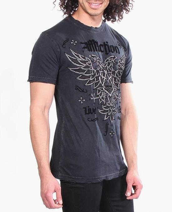 Affliction Atol Tee/футболка мужская