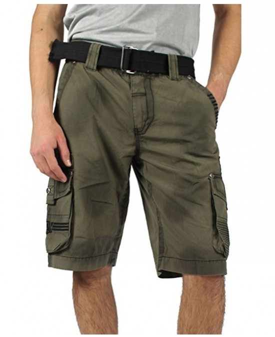 Affliction Wild Law Cargo Shorts/шорты мужские