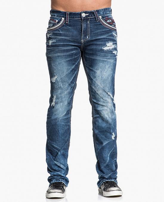 Affliction Blake Fleur Jeans/джинсы мужские