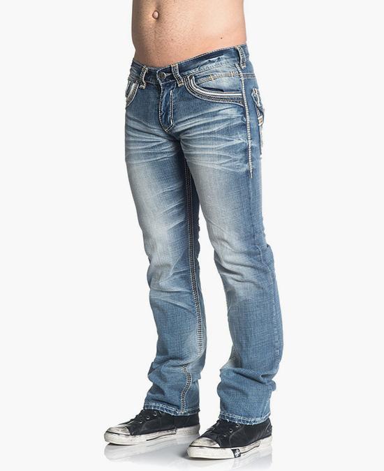 Affliction Blake V Jeans/джинсы мужские