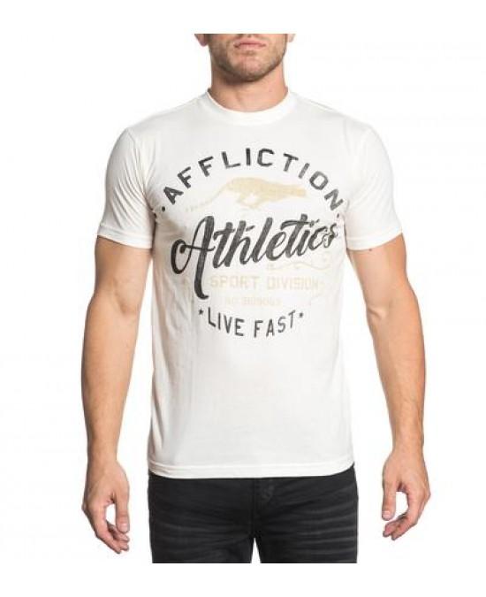 Affliction Triumph S/S Tee/футболка мужская