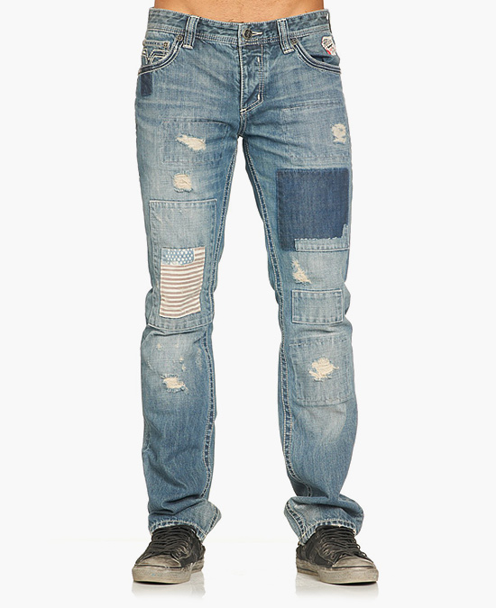 Affliction Ace Sierra jeans/джинсы мужские