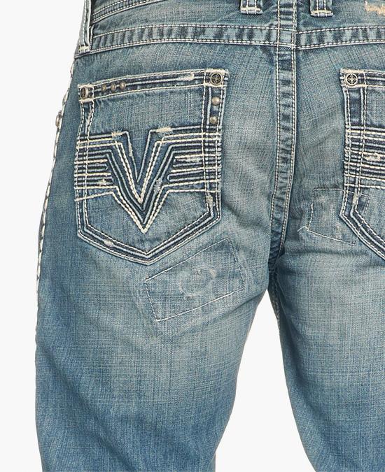 Affliction Ace Sierra jeans/джинсы мужские