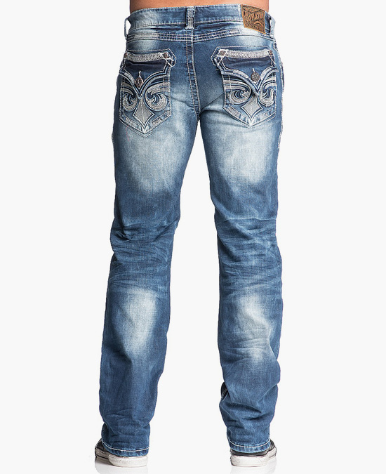 Affliction Blake Diamond Jeans/джинсы мужские