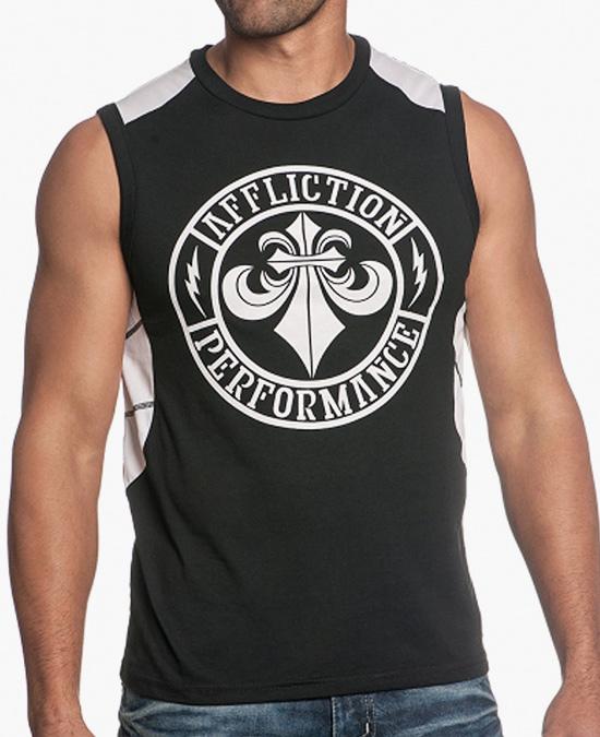 Affliction Core Spec Tee/футболка мужская