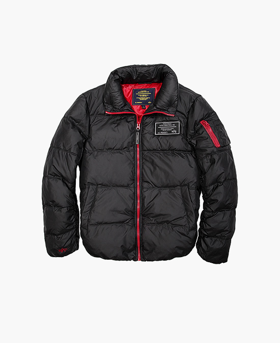 Alpha Industries Ice Vapor Jacket Куртка-пуховик