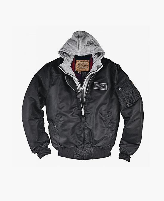 Alpha Industries MA-1 D-Tec X Куртка