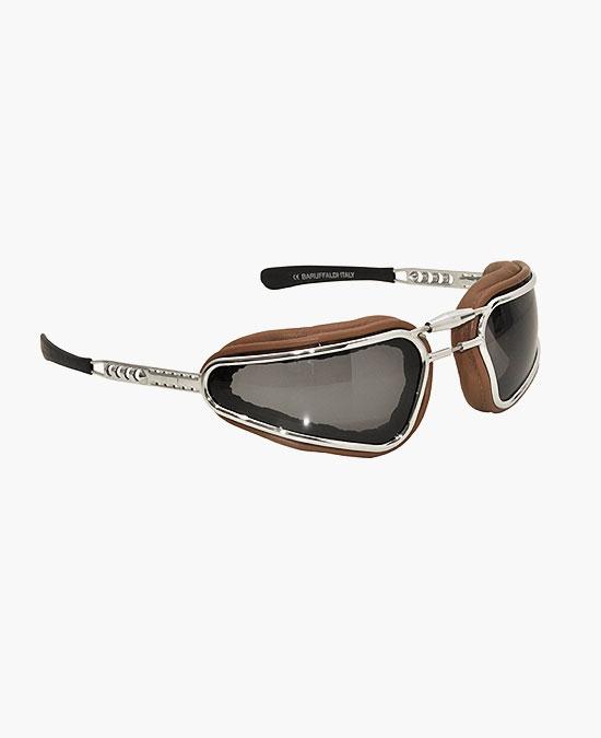 Baruffaldi Easy Rider Cuoio Smk+Clea deg Cromato+Clear Degradante/очки