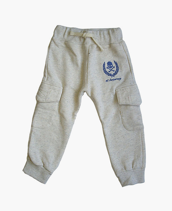 Hydrogen Pantalone tuta cargo heritage skull/спортивные штаны мужские