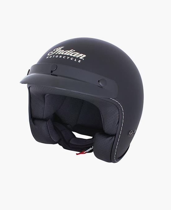 Indian Open Face Helmet