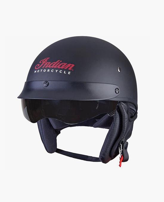Indian Half Helmet 2