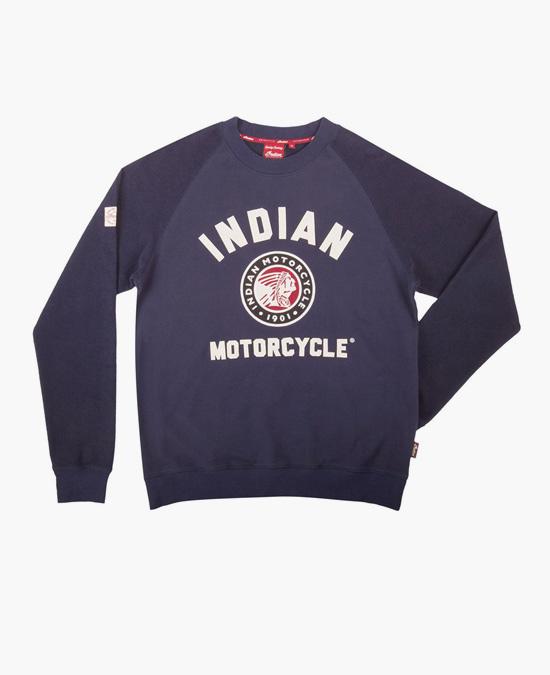 Indian IMC Raglan Sweatshirt/толстовка