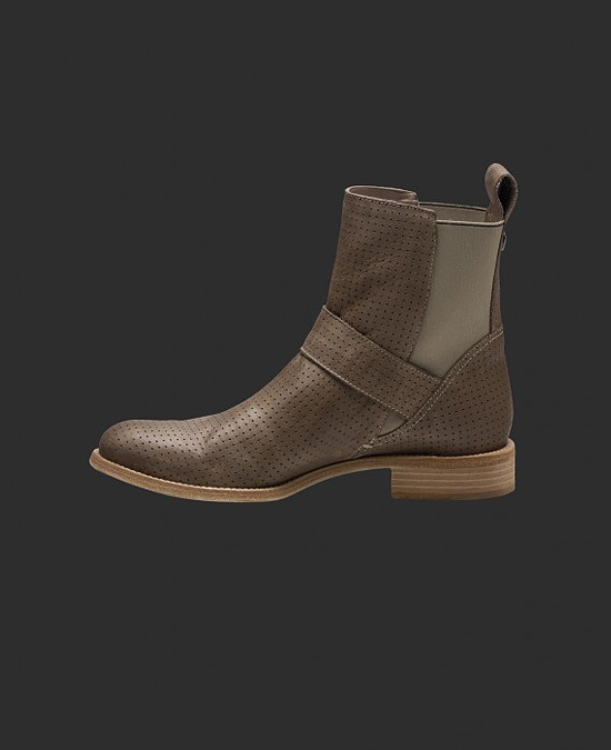 Matchless Paddington Vent Lady Boots