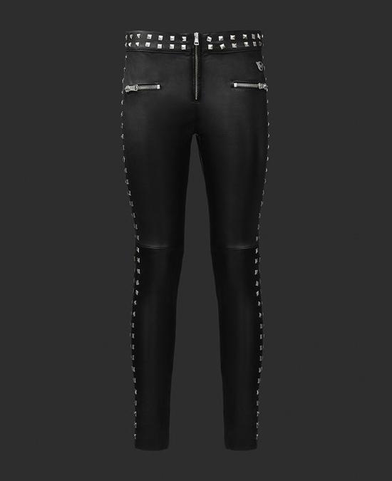 Matchless Leather Leggins Studded Lady