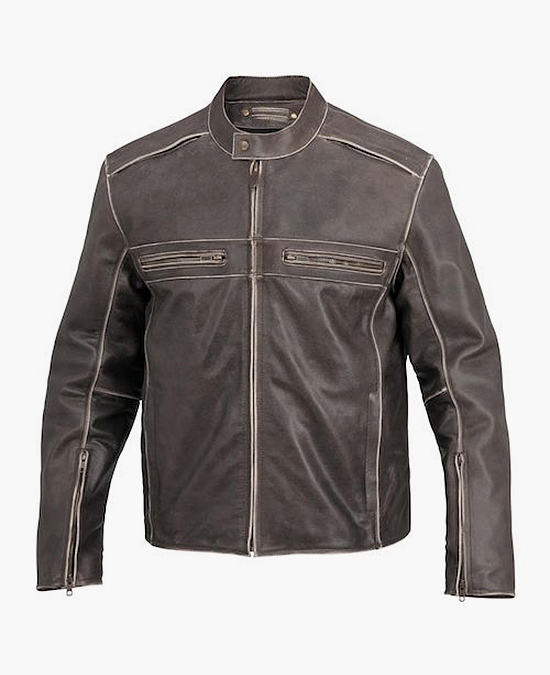 RR Drifter Leather Jacket