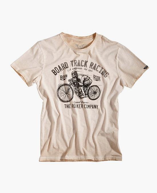 ROKKER Board Track T-shirt/футболка мужская