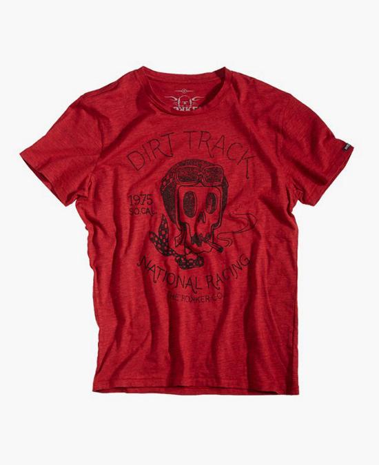 ROKKER Dirt Track T-shirt/футболка мужская