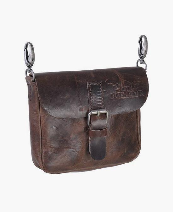 ROKKER Belt Bag/сумка кожаная