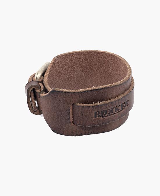 ROKKER Bracelet Lock/браслет кожаный
