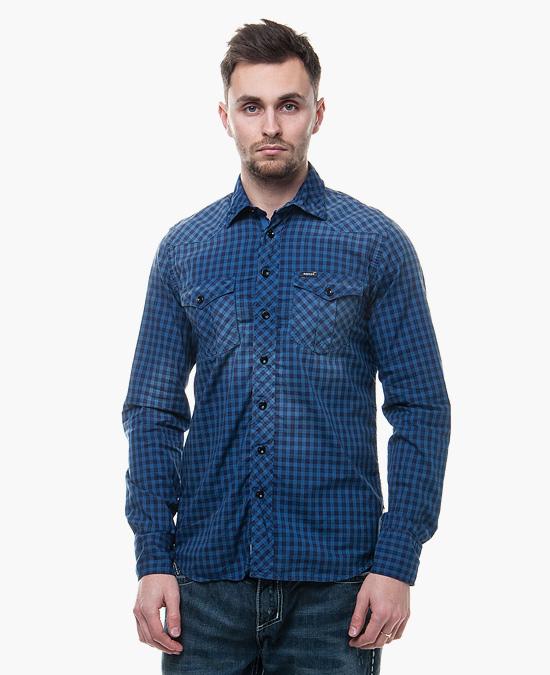 ROKKER Daytona Shirt/рубашка мужская