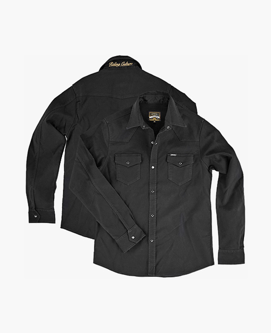 ROKKER Black Jack Rider Shirt/рубашка мужская