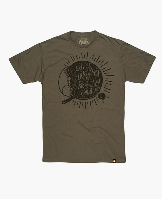 ROLAND SANDS Lucky Tee/футболка мужская