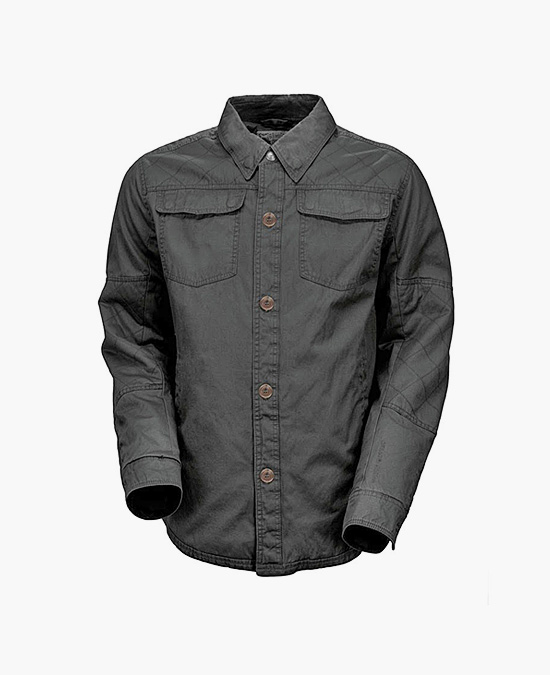 ROLAND SANDS Chandler Overshirt/рубашка мужская