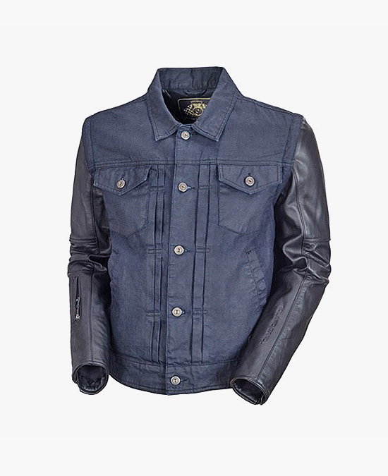 ROLAND SANDS Honcho Denim Jacket/куртка мужская