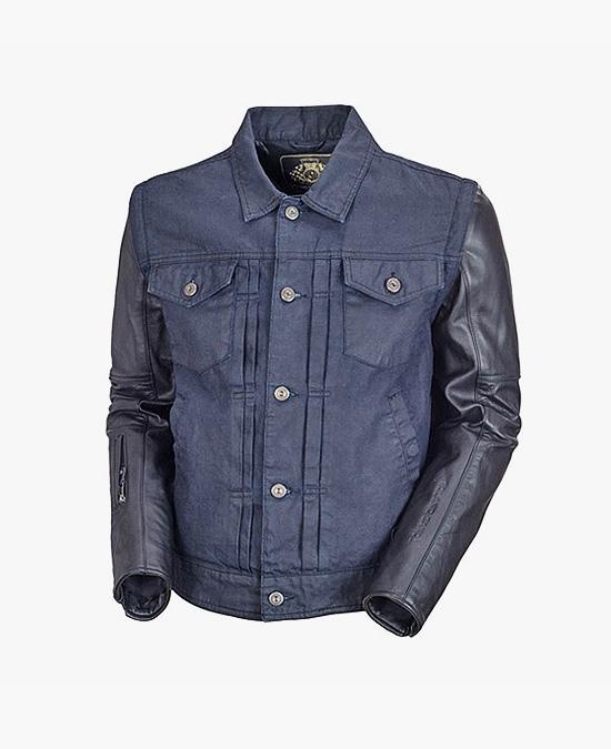 ROLAND SANDS Honcho Denim Jacket/куртка мужская