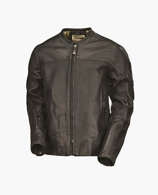 ROLAND SANDS Barfly Leather Jacket/куртка мужская