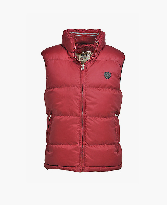 Schott Nylon Poly Fill Insulation Vest