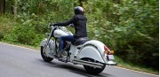 Indian Chief Classic White