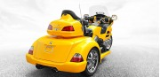 Roadsmith Honda Goldwing Trike GL 1800/A yellow