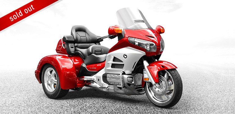 Roadsmith Honda Gold Wing Trike