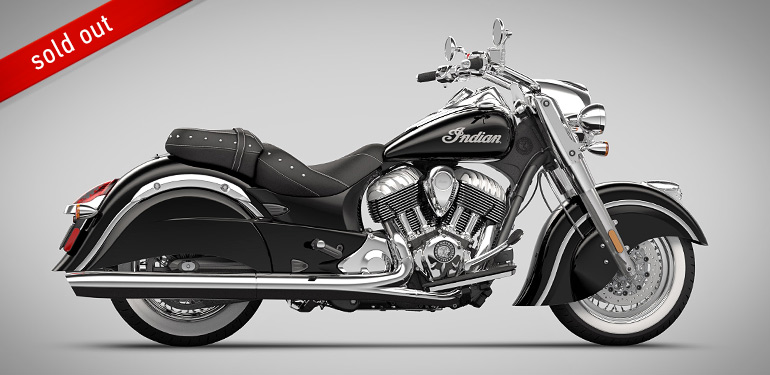 Indian Chief Classic Black