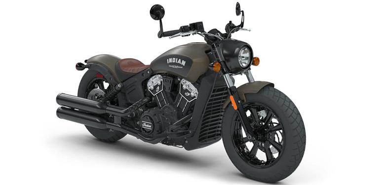 Indian Scout Bobber